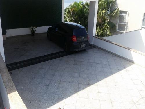 ref.: 248101 - casa condomínio fechado em santos, no bairro morro santa terezinha - 6 dormitórios