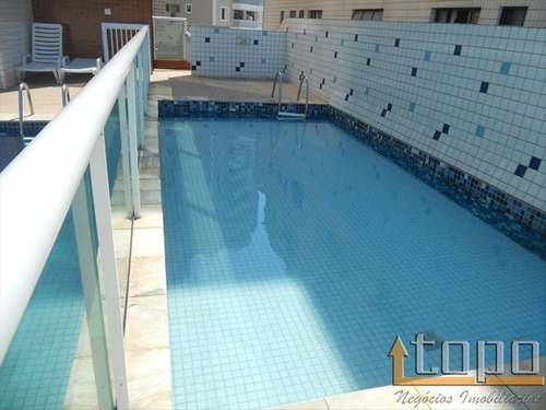 ref.: 2482 - apartamento em praia grande, no bairro guilhermina - 3 dormitórios
