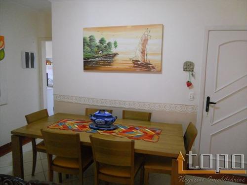 ref.: 2483 - apartamento em praia grande, no bairro guilhermina - 3 dormitórios