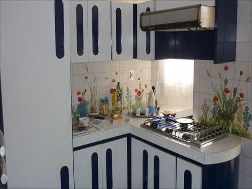 ref.: 248400 - apartamento em santos, no bairro gonzaga - 4 dormitórios