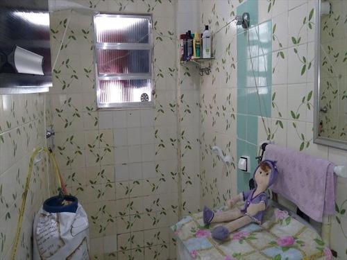 ref.: 2485 - apartamento em praia grande, no bairro boqueirao - 1 dormitórios