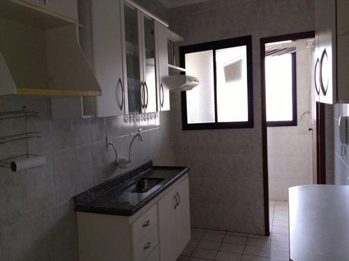 ref.: 2488 - apartamento em praia grande, no bairro boqueirao - 2 dormitórios