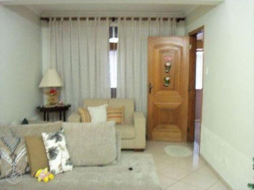ref.: 248901 - casa em santos, no bairro embare - 3 dormitórios