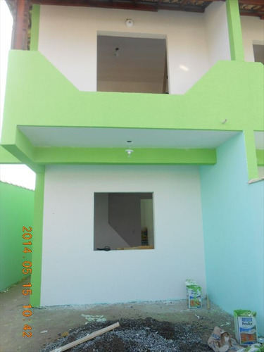 ref.: 24901 - casa em praia grande, no bairro esmeralda - 2 dormitórios