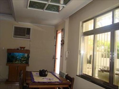 ref.: 249200 - casa em santos, no bairro ponta da praia - 3 dormitórios