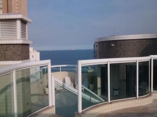 ref.: 2494 - apartamento em praia grande, no bairro guilhermina - 2 dormitórios