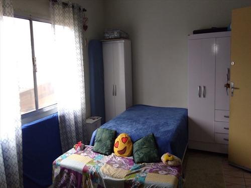 ref.: 2496 - apartamento em praia grande, no bairro guilhermina - 1 dormitórios