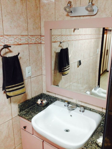 ref.: 249601 - apartamento em santos, no bairro pompeia - 4 dormitórios