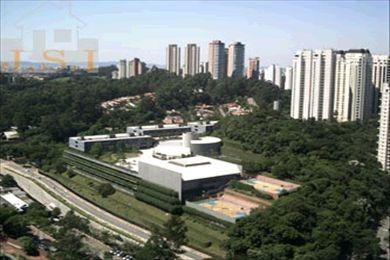 ref.: 250 - apartamento em sao paulo, no bairro panamby - 4 dormitórios
