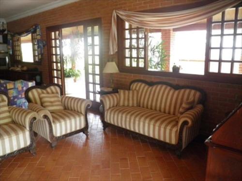 ref.: 250001 - casa condomínio fechado em guaruja, no bairro acapulco - 4 dormitórios
