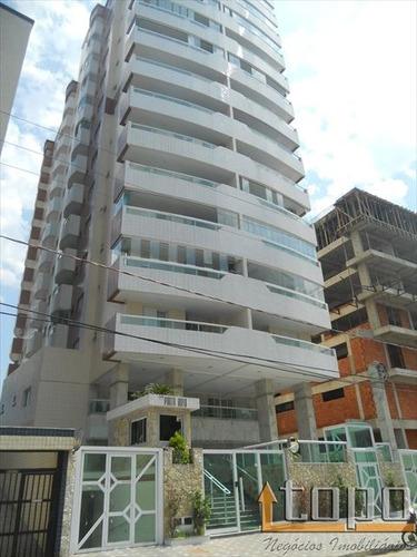 ref.: 2505 - apartamento em praia grande, no bairro guilhermina - 2 dormitórios