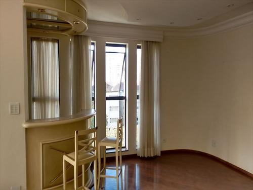 ref.: 250500 - apartamento em santos, no bairro boqueirao - 4 dormitórios