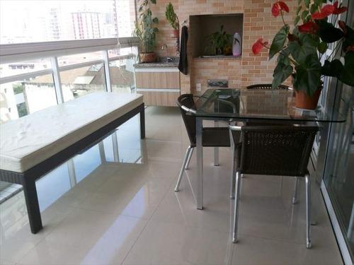 ref.: 251001 - apartamento em santos, no bairro ponta da praia - 3 dormitórios