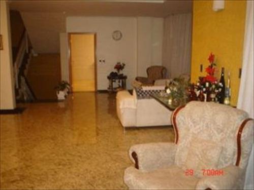 ref.: 251201 - casa condomínio fechado em santos, no bairro santa terezinha - 5 dormitórios
