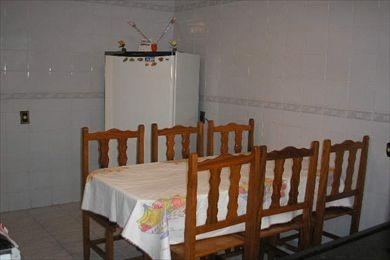 ref.: 251400 - casa em praia grande, no bairro vila guilhermina - 2 dormitórios