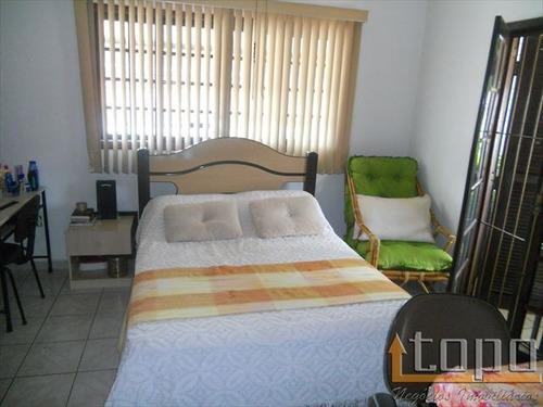 ref.: 2517 - casa em praia grande, no bairro canto do forte - 2 dormitórios