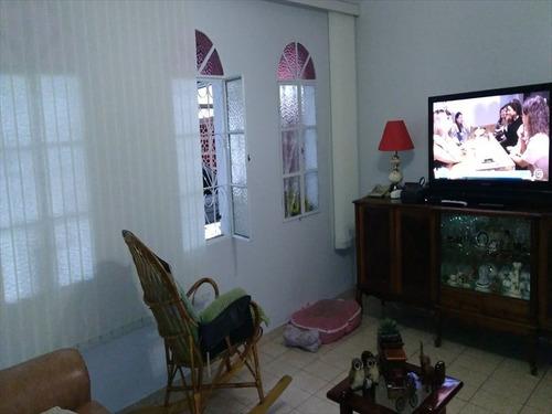 ref.: 2518 - casa em praia grande, no bairro canto do forte - 2 dormitórios