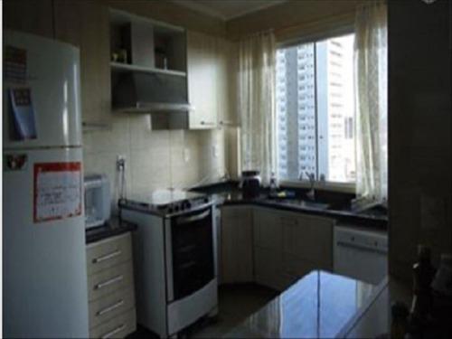 ref.: 251800 - apartamento em santos, no bairro embare - 3 dormitórios