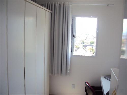 ref.: 2520 - apartamento em praia grande, no bairro canto do