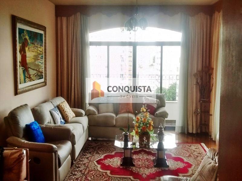 ref.: 252000 - apartamento em sao paulo, no bairro vila clementino - 4 dormitórios