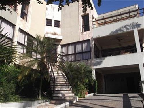 ref.: 252001 - casa condomínio fechado em santos, no bairro santa terezinha - 3 dormitórios