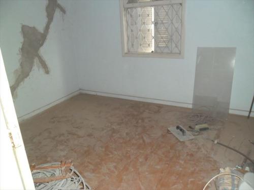 ref.: 252101 - casa em santos, no bairro boqueirao - 3 dormitórios