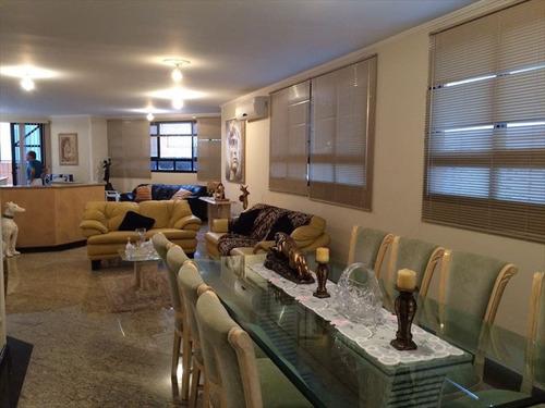 ref.: 252200 - apartamento em santos, no bairro ponta da praia - 4 dormitórios