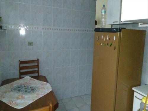 ref.: 2524 - casa condomínio fechado em praia grande, no bairro canto do forte - 2 dormitórios