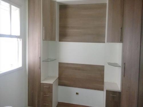ref.: 252700 - apartamento em santos, no bairro embare - 2 dormitórios
