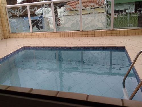 ref.: 2529 - apartamento em praia grande, no bairro boqueirao - 3 dormitórios