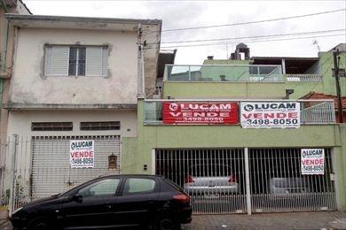 ref.: 253 - casa em sao paulo, no bairro vila medeiros - 3 dormitórios