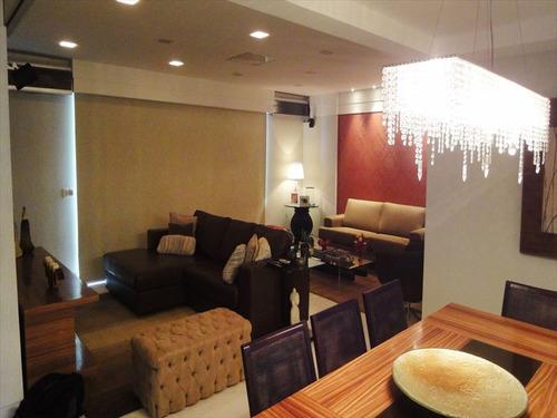 ref.: 253400 - apartamento em santos, no bairro gonzaga - 3 dormitórios