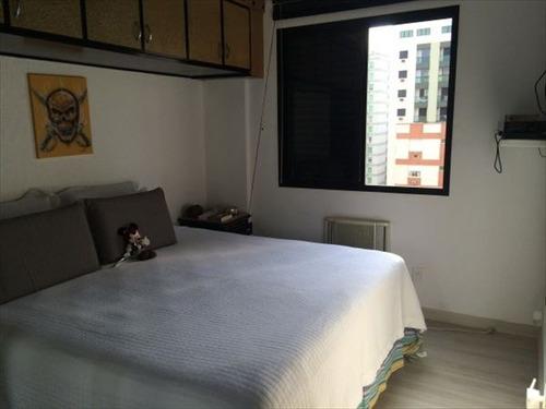 ref.: 253600 - apartamento em santos, no bairro aparecida - 3 dormitórios