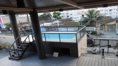 ref.: 254 - apartamento em praia grande, no bairro canto do forte - 3 dormitórios