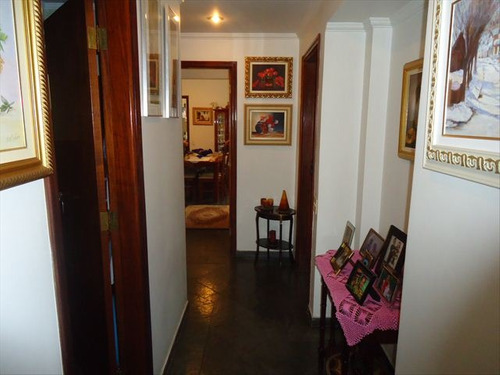 ref.: 254 - apartamento em santos, no bairro boqueirao - 3 dormitórios