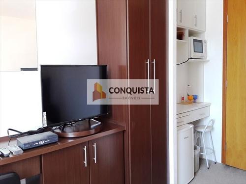 ref.: 254000 - apartamento em sao paulo, no bairro campo belo - 1 dormitórios
