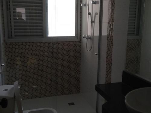 ref.: 254600 - apartamento em santos, no bairro gonzaga - 4 dormitórios