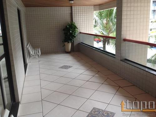 ref.: 2547 - apartamento em praia grande, no bairro guilhermina - 3 dormitórios