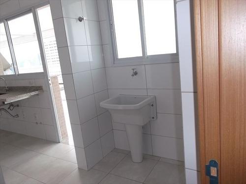 ref.: 254700 - apartamento em santos, no bairro gonzaga - 3 dormitórios