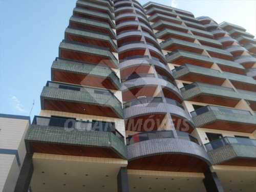 ref.: 255 - apartamento em praia grande, no bairro ocian - 2 dormitórios