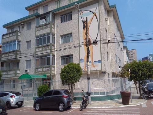 ref.: 2553 - apartamento em praia grande, no bairro boqueirao - 1 dormitórios