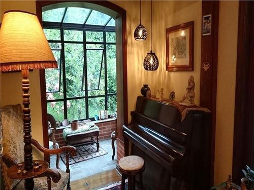 ref.: 255700 - casa condomínio fechado em santos, no bairro santa terezinha - 4 dormitórios