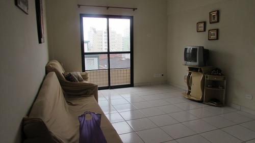 ref.: 256 - apartamento em praia grande, no bairro canto do forte - 2 dormitórios