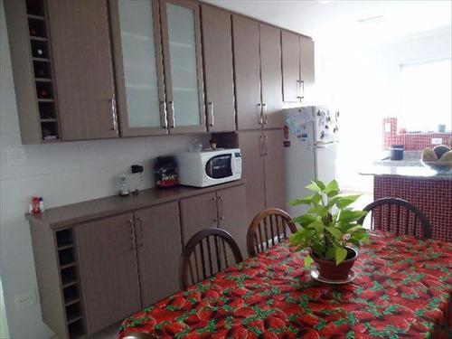 ref.: 256000 - apartamento em santos, no bairro campo grande - 2 dormitórios
