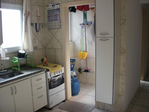 ref.: 25601 - apartamento em praia grande, no bairro tupi - 1 dormitórios