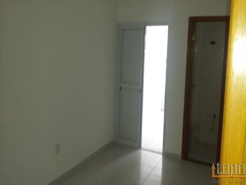 ref.: 2563 - apartamento em praia grande, no bairro tupi - 2 dormitórios