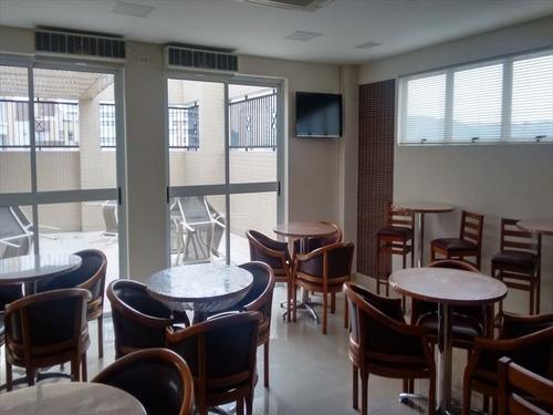 ref.: 256300 - apartamento em santos, no bairro gonzaga - 3 dormitórios