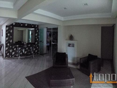 ref.: 2564 - apartamento em praia grande, no bairro tupi - 2 dormitórios