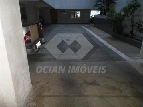 ref.: 257 - apartamento em praia grande, no bairro ocian - 2 dormitórios