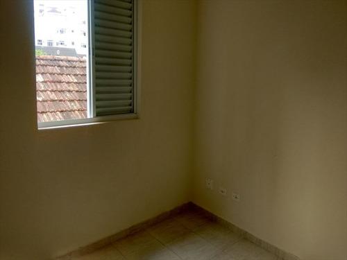 ref.: 257100 - casa em santos, no bairro embare - 3 dormitórios